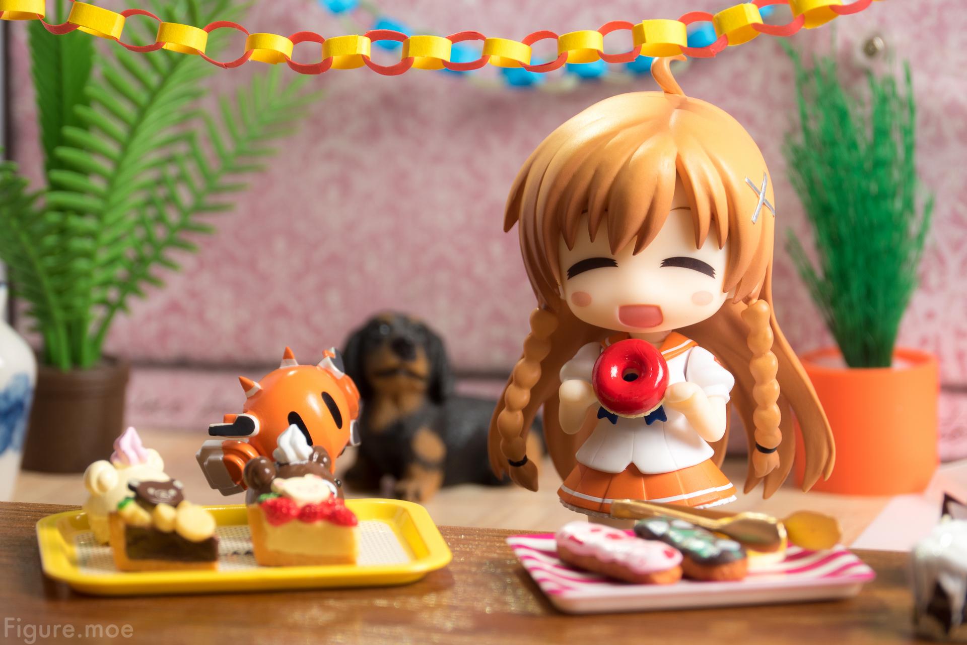 Mirai's BIG Birthday Gift