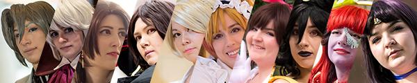 Sakura-Con Solo Cosplay Photoshoots